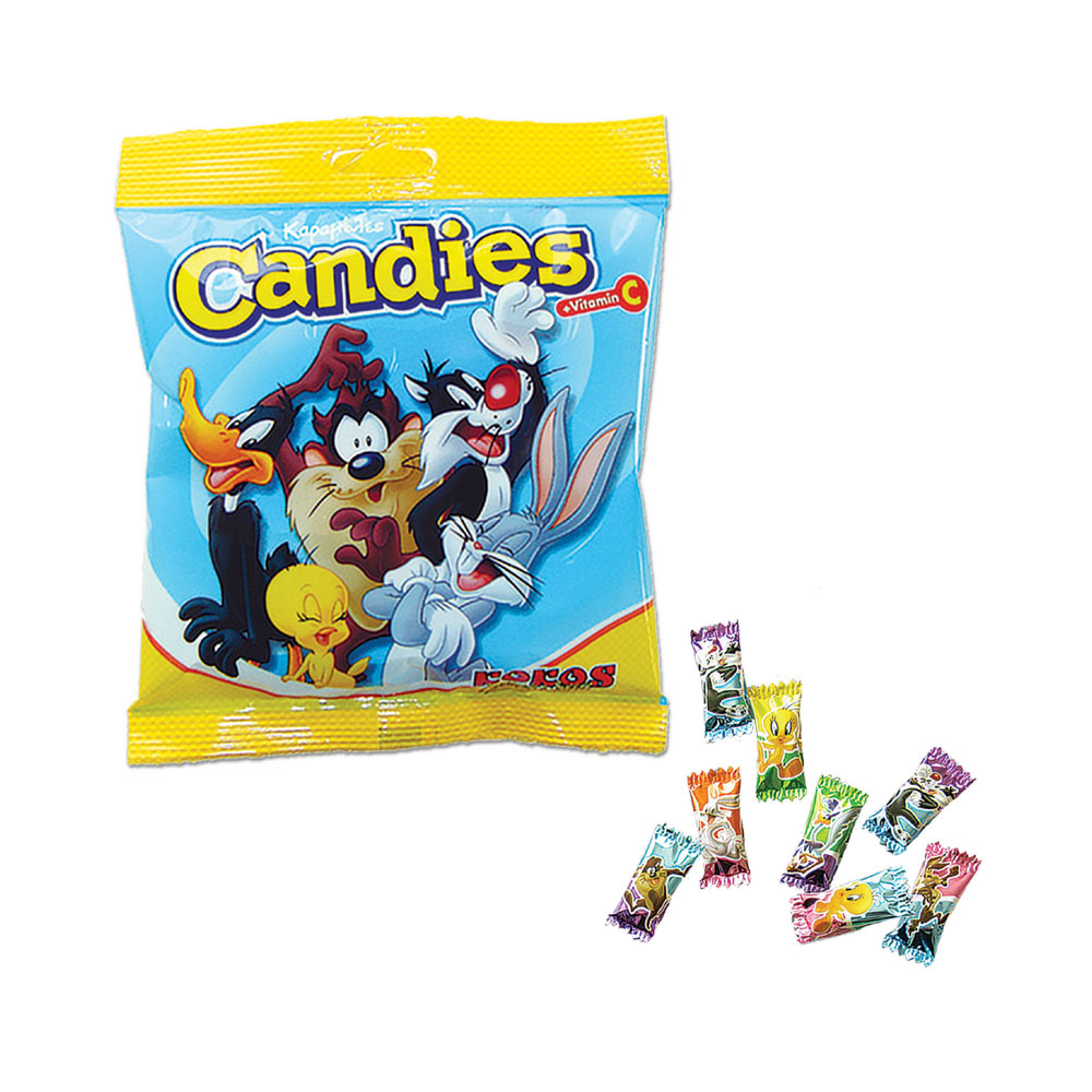 LOONIE TUNES CANDY