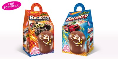 BACIOCCO HOT WHEELS 80g 9.99
