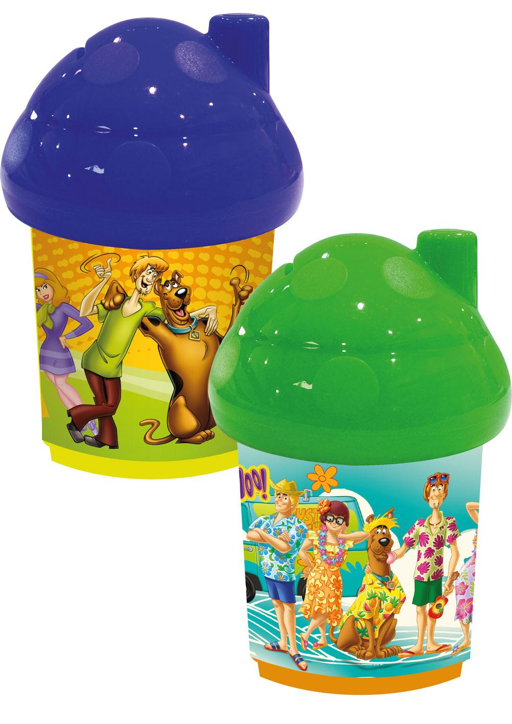 Scooby Doo casuta ciupecuta cu surprize